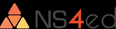 NS4ed logo